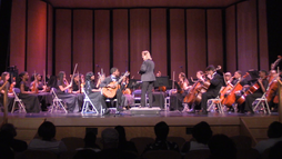 Bobby Lee Bush Jr. performs Antonio Vivaldi's Concerto in D for guitar and orchestra, with Marjorie Hahn and the South Florida Youth Symphony, May 4th, 2014